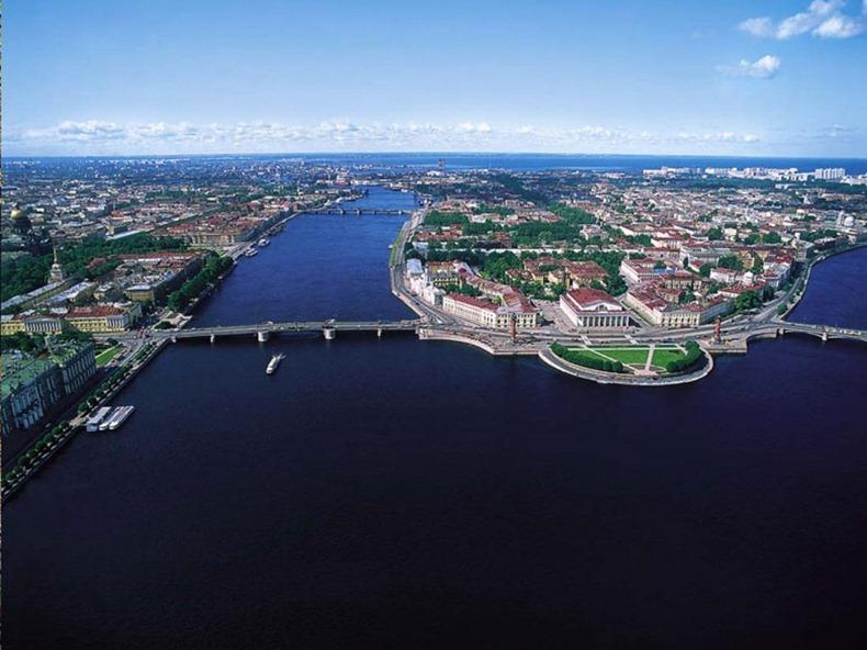 Vasilyevsky-Island