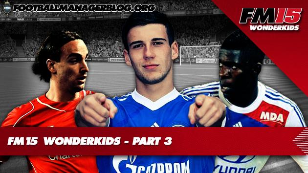 Football Manager 2015 Wonderkids Part 3
