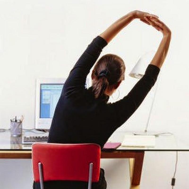 Gimnastica la locul de munca