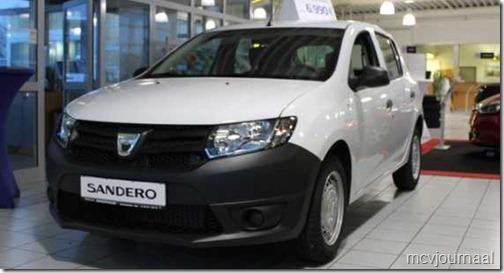 Dacia Sandero 2013 52