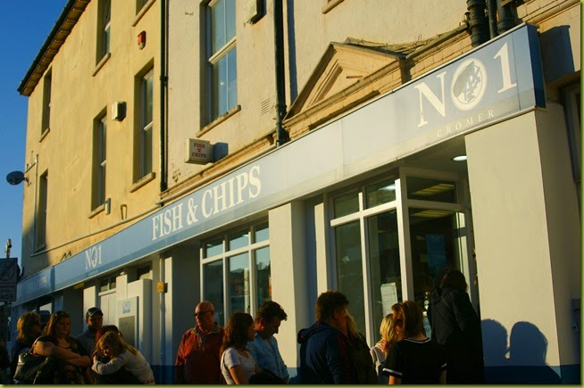 NO1 Cromer fish & chips