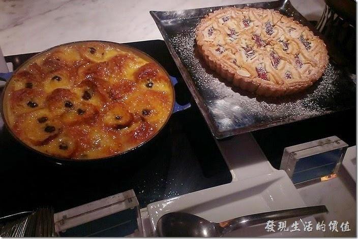 台北-寒舍艾美-探索廚房。甜點。