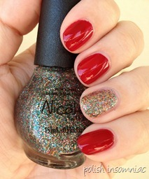 Nicole by OPI Keeping Up with Santa with Kardashing Through the Snow 4