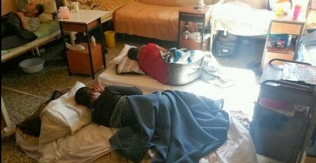 Δίωξη στον κρατούμενο που «διέρρευσε» φωτογραφίες από το νοσοκομείο των φυλακών Κορυδαλλού (φωτό)