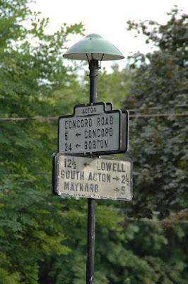 たぶん,昔の道路標識