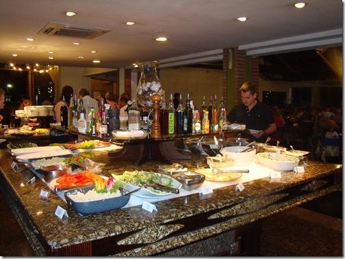 Rafain Show Buffet de Saladas