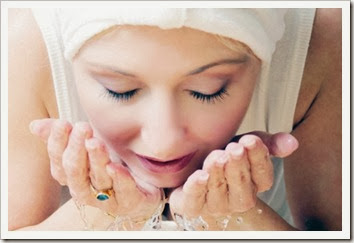 cara mengecilkan pori pori wajah dengan alami
