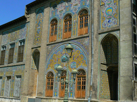 Things to see in Teheran: Golestan Palace, palace of Qajars