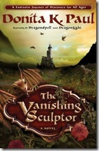 The Vanishing Sculptor Cover