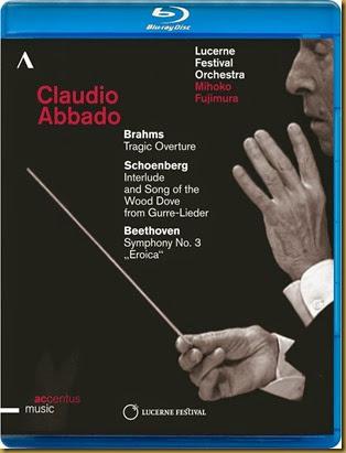 Abbado Lucerna 2013 Bluray