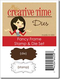 FancyFrameStamp&DieSet