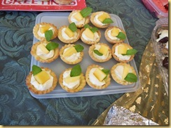 Sweets Tartlets