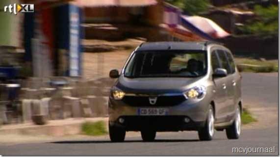 RTL Autowereld Dacia Lodgy 04