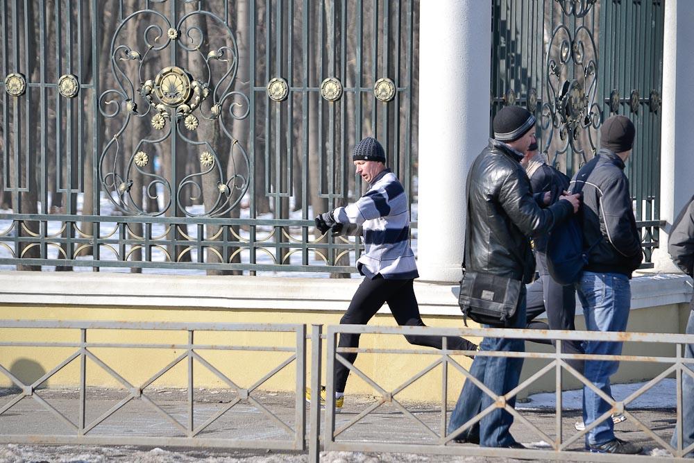 Фото 56-112. Пробег в честь Дня Защитника Отечества 23 февраля 2013