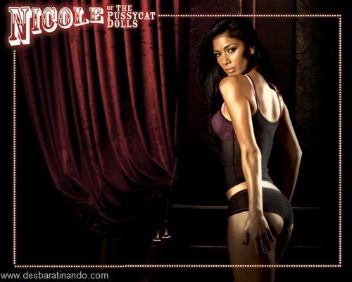 nicole scherzinger gata linda sensual sexy sedutora photoshoot galeria desbaratinando  The Pussycat Dolls  (78)