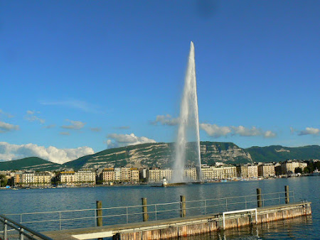 Things to do in Geneva: Jet d'Eau