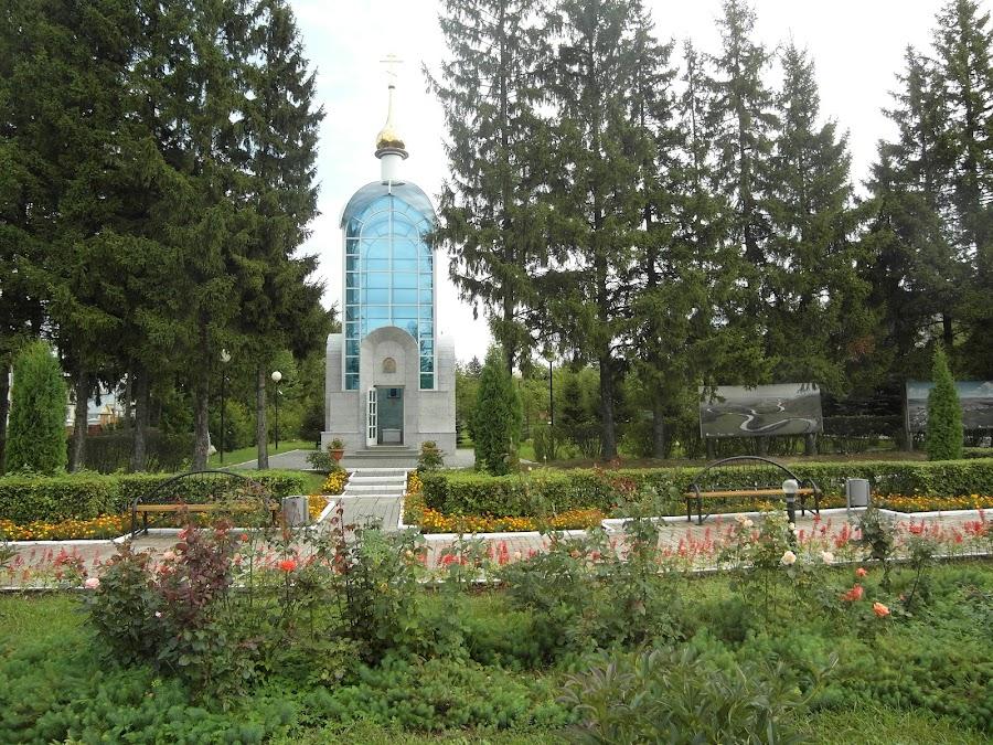 Место захоронения А.Г. Николаева