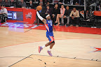 lebron james nba 130217 all star houston 13 game 2013 NBA All Star: LeBron Sets 3 pointer Mark, but West Wins