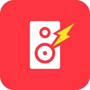 Bass Booster ミュージック ボリュームパワーアンプ