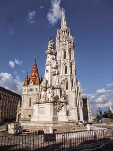 Buda Mathias Church