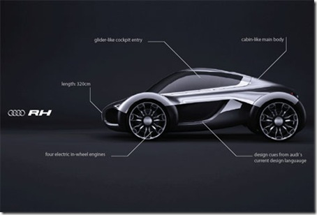 Audi New Concept Future
