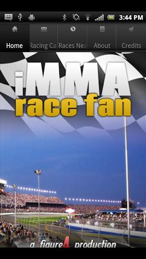 iMMA Race Fan