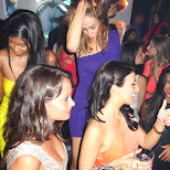 party time at Maison Nightclub in Toronto in Toronto, Ontario, Canada