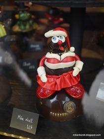 Choco Mama Claus