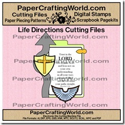 life directions papered 500