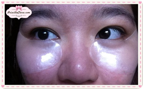 Cel Derma Priscilla eye patch1