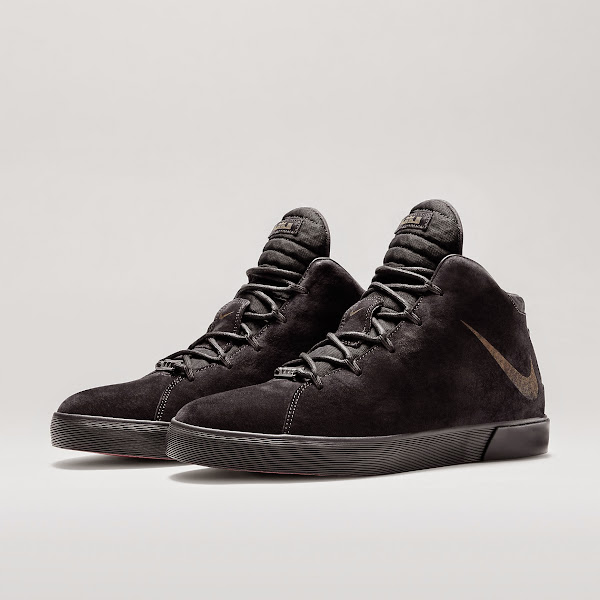 Nike LeBron XII 12 NSW Lifestyle 8220Lights Out8221 Release Date