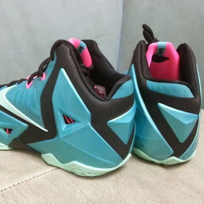 nike lebron 11 gr south beach 1 06 Nike LeBron XI Gets a South Beach Treatment
