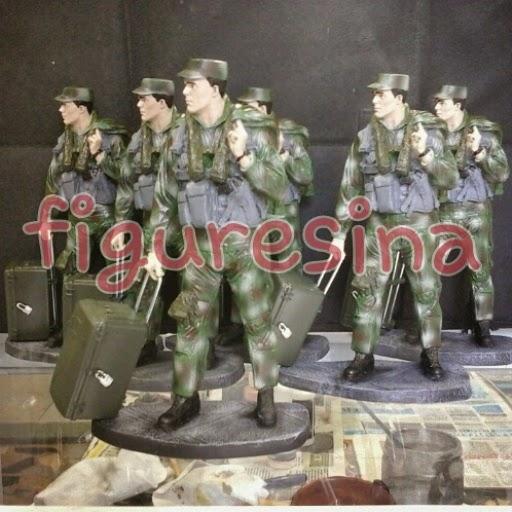 Figuresina arte en resina 3208343495 3043992 figuras - Pintura de resina ...