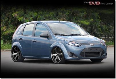 Ford Motor Companhy Brasil Novo Ford Fiesta 2011 - Modelos Hatch e Sedan Abril/2010