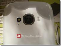 Nokia Lumia 710 Camara