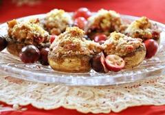 cranberry_stuffed_mushrooms