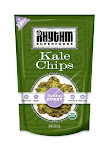 Snack Talk: Kale Chips, Raw Macaroons, Unadulterated Juice, and More
