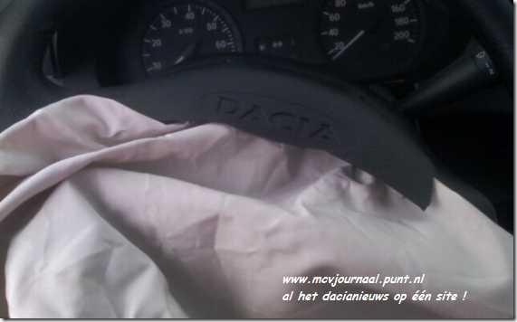 Airbags Dacia 01