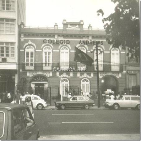 Colégio Andrews - Anos 70