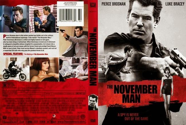 The November Man – Latino