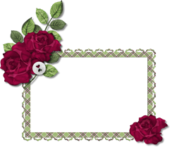 Mommy Me Time - More Roses for Momma - Frame Freebie
