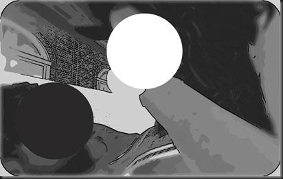 black n white blog