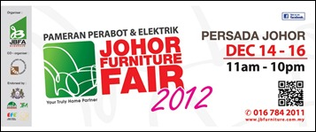 Johor Furniture Fair