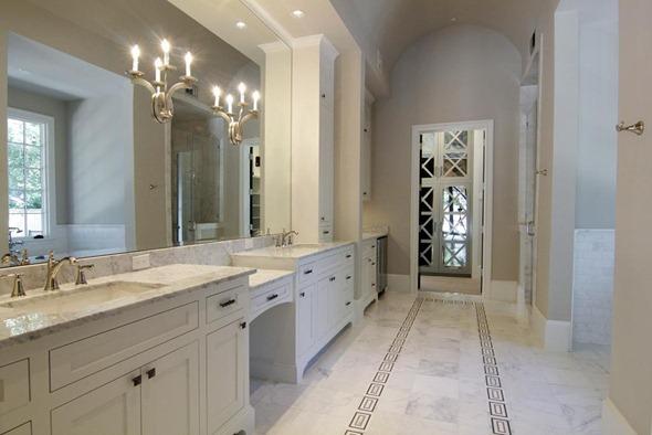 Dream Home Bath via La Dolce Vita