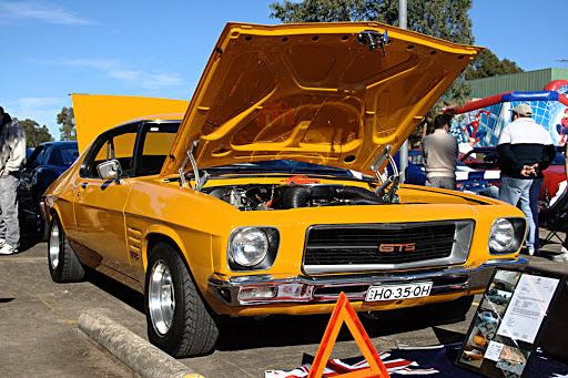HQ Holden Monaro GTS 350