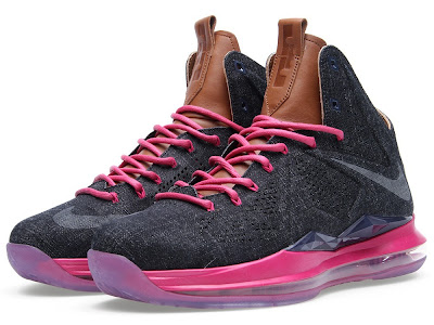 nike lebron 10 sportswear pe denim 14 01 Breaking: A Man Shot During the Nike LeBron X Denim Release