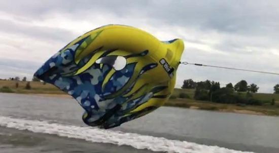 Esqui Inflável 02