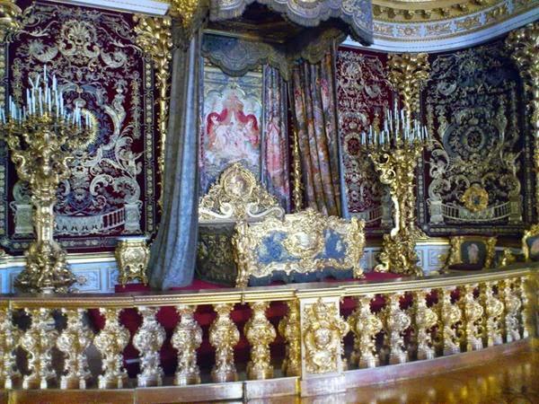 Habitación Luis XIV