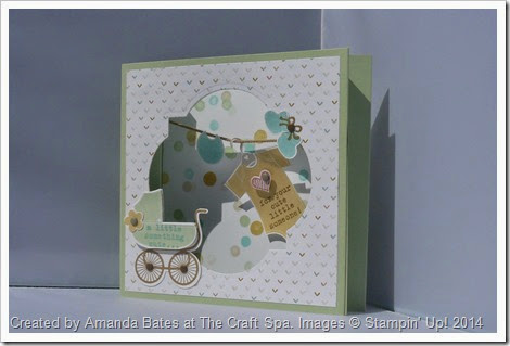 Something For Baby, Lullaby, Diorama Card By Amanda Bates, The Craft Spa, 2014-07 (6)