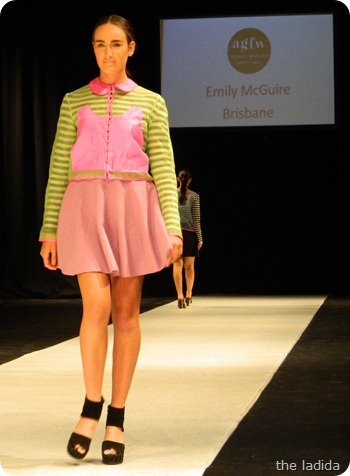 Emily McGuire  - AGFW Fashion Show (3)